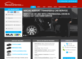 macaucarservice.com