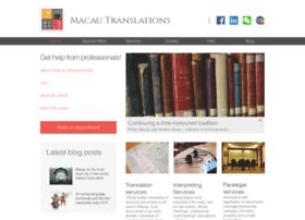 macautranslations.com