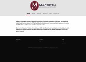 macbeth.com.au