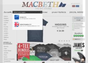 macbethshop.com