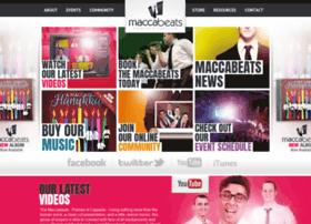 maccabeats.com