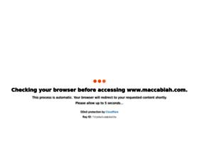 maccabiah.com