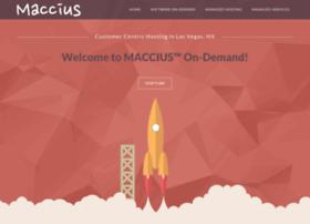 maccius.com