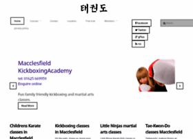 macclesfield-kickboxing-academy.com