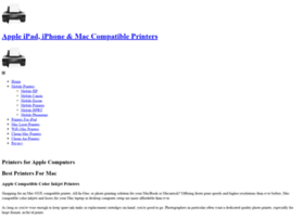 maccompatibleprinters.com