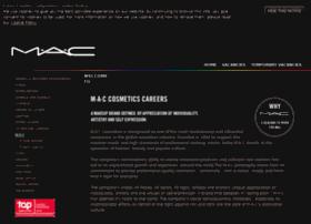 maccosmeticscareers.com
