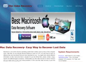 macdatarecovery.info