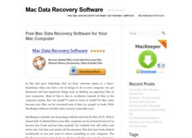 macdatarecoverysoftware.org