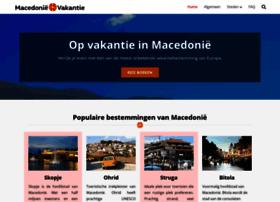 macedonie-vakantie.com