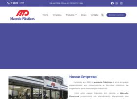 macedoplasticos.com.br