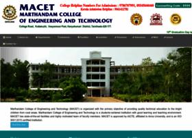 macet.edu.in