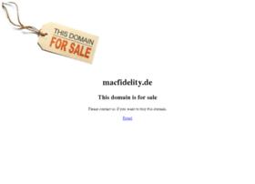 macfidelity.de