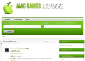 macgamesandmore.com