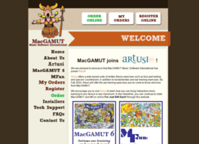 macgamut.com