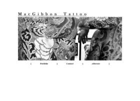 macgibbontattoo.com