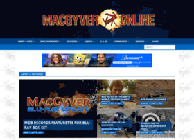 macgyveronline.com