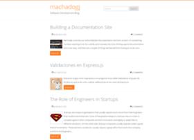machadogj.com