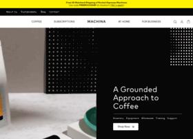 machina-espresso.co.uk