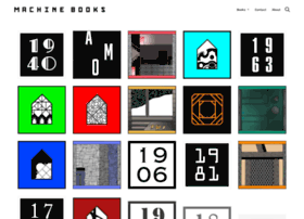 machinebooks.co.uk