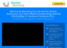 machinedemarketing.com