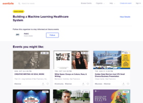 machinelearning-healthcaresystem.eventbrite.com