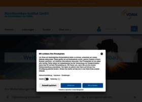 machinenbau-institut.org