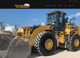 machineryauctioneers.com