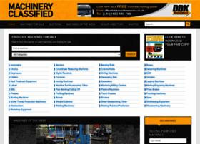 machineryclassified.co.uk