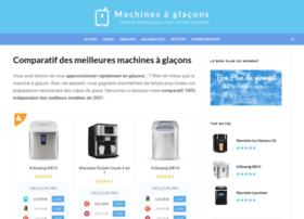 machinesaglacons.fr