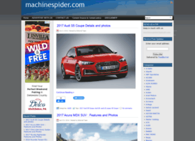 machinespider.com