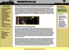 machinetoolhelp.com