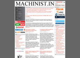 machinist.in