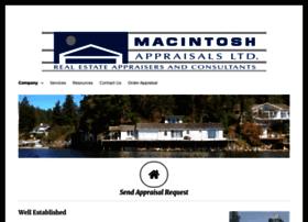 macintoshappraisals.com