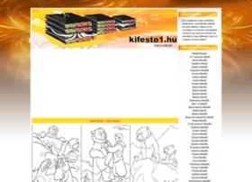 macis-kifestok.kifesto1.hu