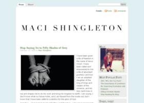 macishingleton.wordpress.com