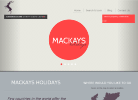 mackays-self-catering.co.uk