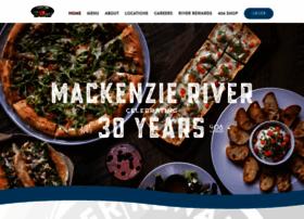 mackenzieriverpizza.com