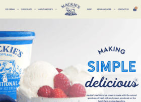 mackies.co.uk