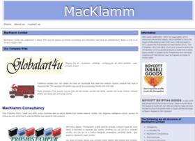macklamm.com