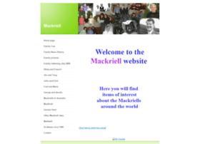 mackriell.synthasite.com