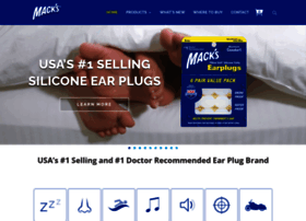 macksearplugs.com