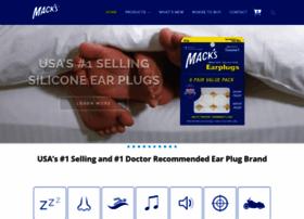 macksearplugs.com