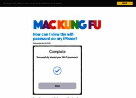 mackungfu.org