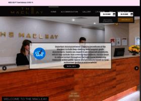 macleayhotel.com