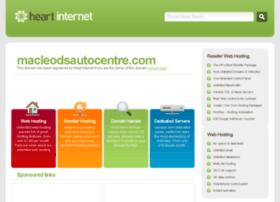 macleodsautocentre.com