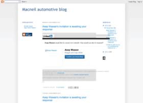 macneilautomotive.blogspot.com
