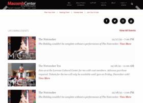 macombcenter.com