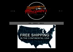 macomberfiberglassbodies.com