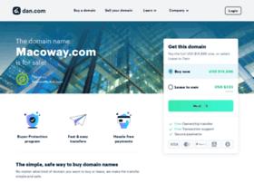 macoway.com