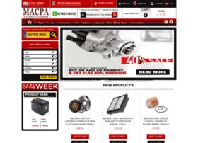 macpacarparts.co.uk
